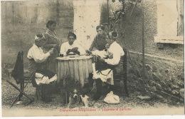 Costumbres Aragonesas Juagando Al Guinote Jeu De Cartes Playing Cards - Non Classificati