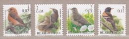 2000 Nr 2918-21** Vogels. - 1985-.. Birds (Buzin)