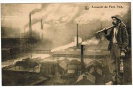 Souvenir Du Pays Noir, Koolmijnen, Mijnen, Mines (pk20254) - Mines