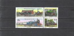 Bophuthatswana Südafrika RSA 1993 Transport Verkehr Eisenbahnen Railways Lokomotiven Trains, Mi. 298-1 ** - Bophuthatswana