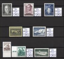 Österreich - 1957 - Sammlung - Hoher KW!!! - 1945-60 Neufs