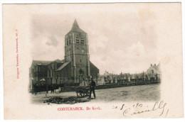 Kortemark, Cortemarck, De Kerk (pk20259) - Kortemark