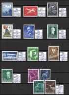 Österreich - 1958/1959 - Sammlung - Hoher KW!!! - 1945-60 Neufs