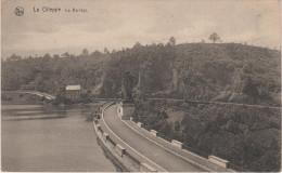CPA - AK La Gileppe Le Barrage Talsperre Staumauer Bei Eupen Belgien Belgique Vacances 1928 Nels - Gileppe (Stuwdam)