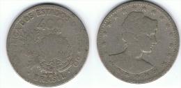 BRASIL 400 REIS 1901 BC - Brasil