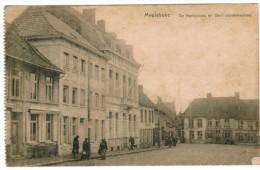 Meulebeke, De Marktplaats En Oostroosebekestraat (pk20280) - Meulebeke