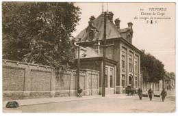 Vilvoorde, Vilvorde, Caserne Du Corps Des Troupes Transmission (pk20284) - Vilvoorde