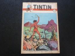 JOURNAL TINTIN 1947 N°42 CUVELIER - Tintin