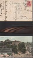 210) MITTWEIDA TECHNIKUM VIAGGIATA 1912 STUPENDA - Mittweida