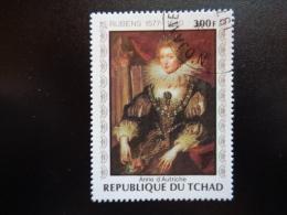 Tchad 1978 N°351 Oblitéré - Ciad (1960-...)