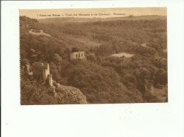 Houx Sur Meuse  Tour Des Monnaies Et De Géronsart Panorama - Yvoir