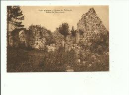 Houx Sur Meuse Ruines De Poilvache Salle Du Gouverneur - Yvoir