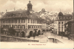 Thun-hotel Freienhof-cpa - BE Bern