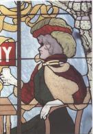 """ART   - NANCY - MALZEVILLE  -  """" La Cure D´air Trianon -  Verriere Publicitaire  - Henri BERGE -1903 - CPM - Peintures & Tableaux"""