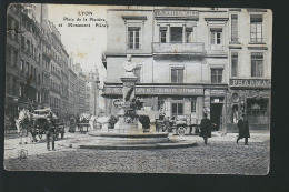 LYON PLACE DE LA PLATIERE - Lyon