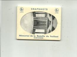 Bastogne Snapshots Memorial De La Bataille Du Saillant - Bastogne