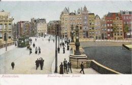 AMSTERDAM 465 BLAUWBRUG BINNEN AMSTEL (TRAMWAY) - Amsterdam