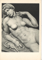 CP - MICHEL ANGE - L'AURORE - TOMBEAU DE LAURENT DE MEDICIS - FLORENCE - 398 - Bellas Artes