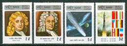 1985 Vietnam Cometa Halley Set MNH** B559 - Seychelles (1976-...)