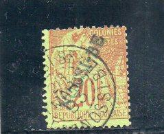 NOSSI-BE 1893 O - Nossi-Bé (1889-1901)