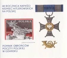Polonia Hb 86 - Blocs & Hojas