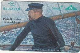 BELGIUM - CardEx 97, Paris-Bruxelles/Theodore Van Rysselberghe, CN : 708H, Used
