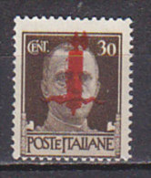 PGL CB133 - ITALIA RSI SASSONE N°492 ** - 4. 1944-45 Repubblica Sociale
