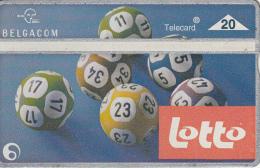 BELGIUM - Lotto, CN : 610A, used