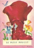 """Image MENIER N° 7 Par Jean Adrien MERCIER - Album """"Il était Une Fois"""" - Le Petit Poucet - 1953 - TBE - Trade Cards"""