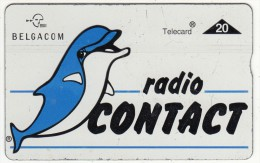 BELGIUM - Radio Contact, CN : 607B, used