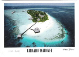 Maldiven - Maldives - Rannalhi - Nice Fish Stamp - Maldiven