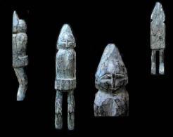 Ancienne Figure Votive Du Culte De Mauli / Old Mauli Votive Statue - Religion &  Esoterik