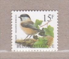 1997 Nr 2732** Vogels.Matkop (rolzegel) - 1985-.. Birds (Buzin)