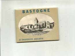 Bastogne 10 Snapshots  ( Dont 2 De La Caserne  Et Le Pc Historique Mac Auliffe ) - Florenville