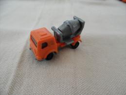 Kinder Ancien :  Camion  De Chantier  Baufahrzeugz 3  1979 - Mountables