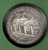 NED.ANTILLEN 25 GULDEN 1973 ZILVER PROOF KOETS - Antille Olandesi