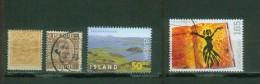 Islande 12A Neuf 107  866 Et 1203 Oblitéré Liquidation 1 - Collections, Lots & Séries