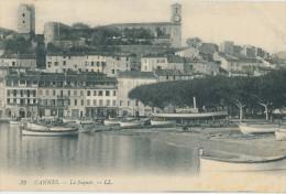 32 Cannes. Le Suquet - Cannes