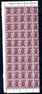 1932 BELGIQUE   Lion Héraldique Surchargé,  50X  333 / 334**, Cote 1400 €, - Neufs