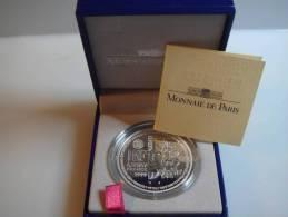 1 Euro En Argent - Coffret BE - Monnaie De Paris - La Monnaie Parité // 1999 - ART GOTHIQUE - France