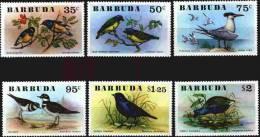 Barbuda 1976 Yvertn° 251-56 *** MNH Cote 26,50 Euro Oiseaux Vogels Birds - Antigua & Barbuda (...-1981)