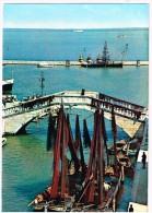 A3422 Chioggia (Venezia) - Ponte Di Vigo - Barche Boats Bateaux / Non Viaggiata - Italia