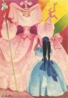 """Image MENIER N° 70 Par Jean Adrien MERCIER - Album """"Il était Une Fois"""" - Peau D´Âne - 1953 - TBE - Chromos"""