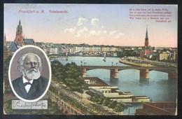 Alemania. Frankfurt *Friedrich Stoltz* Nueva. - Escritores