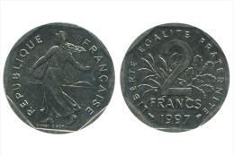 2 Francs Semeuse 1997 SUP