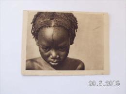 Oubangui-Chari. - Petite Fille Sara Kaba - Centrafricaine (République)