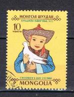 Journée De L'Enfance N°390 - Mongolie
