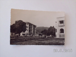 Bangui. - L´lmmeuble De La Paternelle. (17 - 12 - 1960) - República Centroafricana