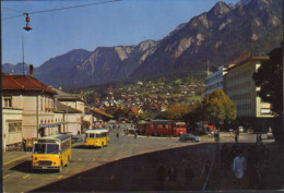 Saurer Postauto Chur - GR Grisons