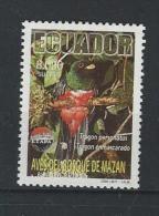 EC - 2000 - 2470 - VOGEL - BIRD - EINZELNER WERT -  POSTFRISCH -MNH - ** - Equateur
